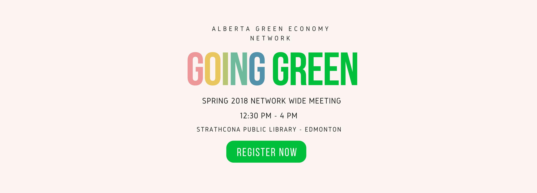Alberta Green Economy Network (AGEN) Logo